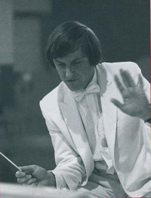 Rogier van Otterloo voor het Metropole Orkest in 'Marco Bakker presenteert'